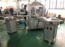 MTJY-1指甲油洗甲水自動灌裝生產線