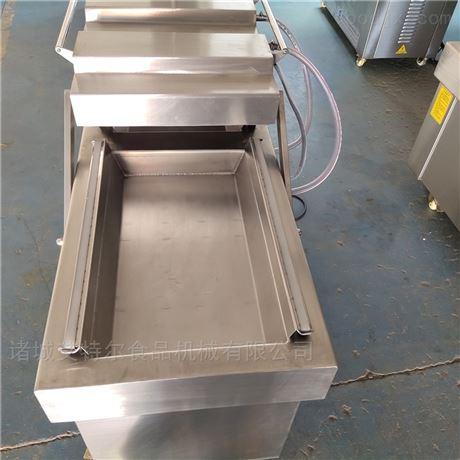 酱体下凹式真空包装机液体专用真封口机