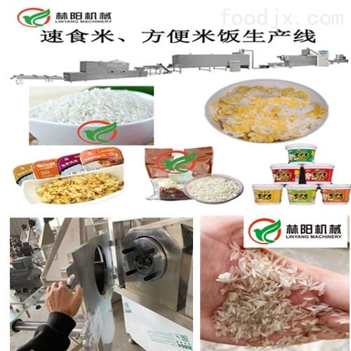 LY-65自热米饭生产线