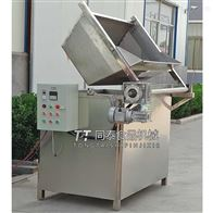 TDY-1500红薯片油炸机  薯片薯条加工成套设备