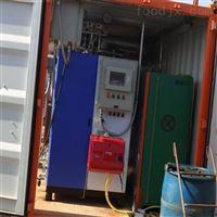 立浦熱能燃氣蒸汽發生器全自動鍋爐