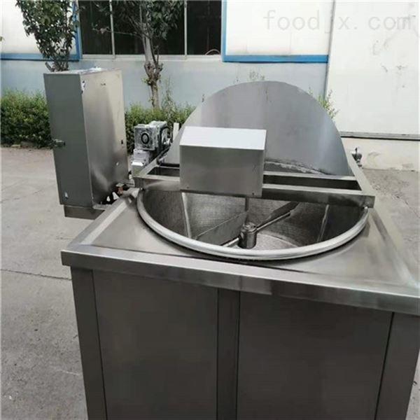 全自动不锈钢电加热油炸机
