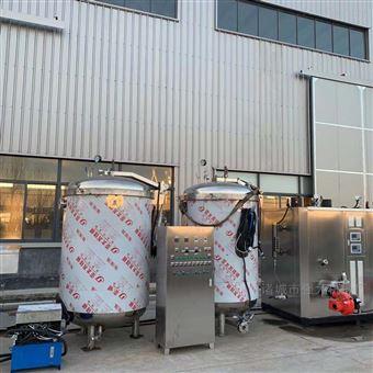 QD-1200粽子加工生产线立式蒸煮锅