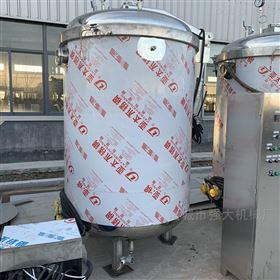 液压自动开盖粽子蒸煮锅