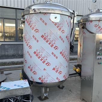QD-900液压自动开盖粽子蒸煮锅