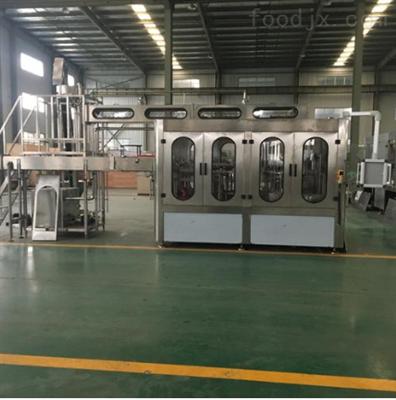 CGF全自动500ml瓶装矿泉水灌装机生产线