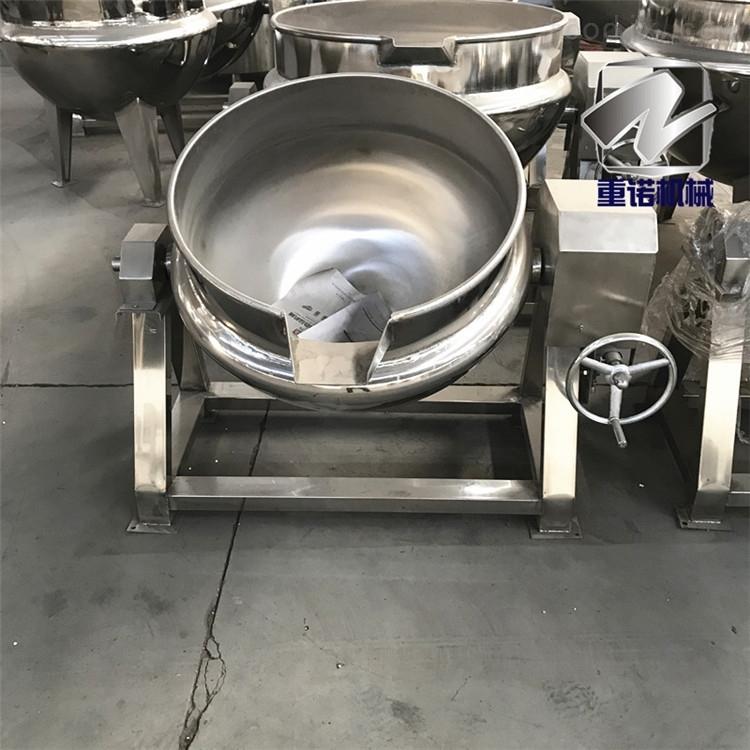 猪蹄卤肉蒸煮夹层锅