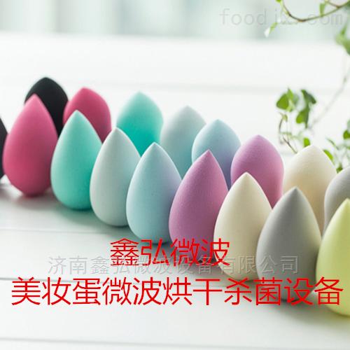 美妆蛋微波干燥设备
