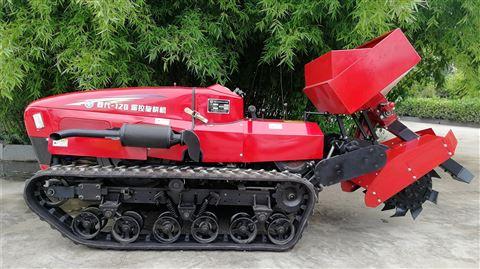 菱代多动能果园管理机开沟施肥机