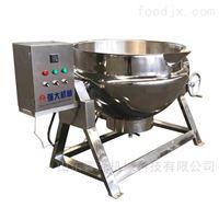 200牛肉骨头汤熬制锅 电加热夹层锅