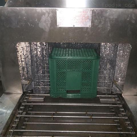 胶箱除污高压喷淋清洗机