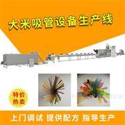 DLG100大米吸管生产机械设备