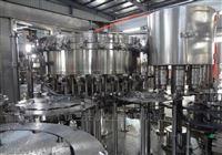 碳酸飲料三合一灌裝機生產線