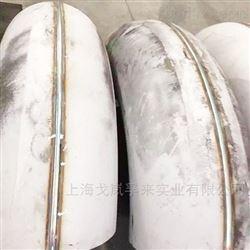 大型不锈钢弯头自动化环缝自溶焊接设备