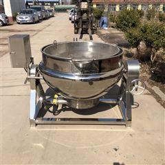 300L卤肉夹层锅电加热
