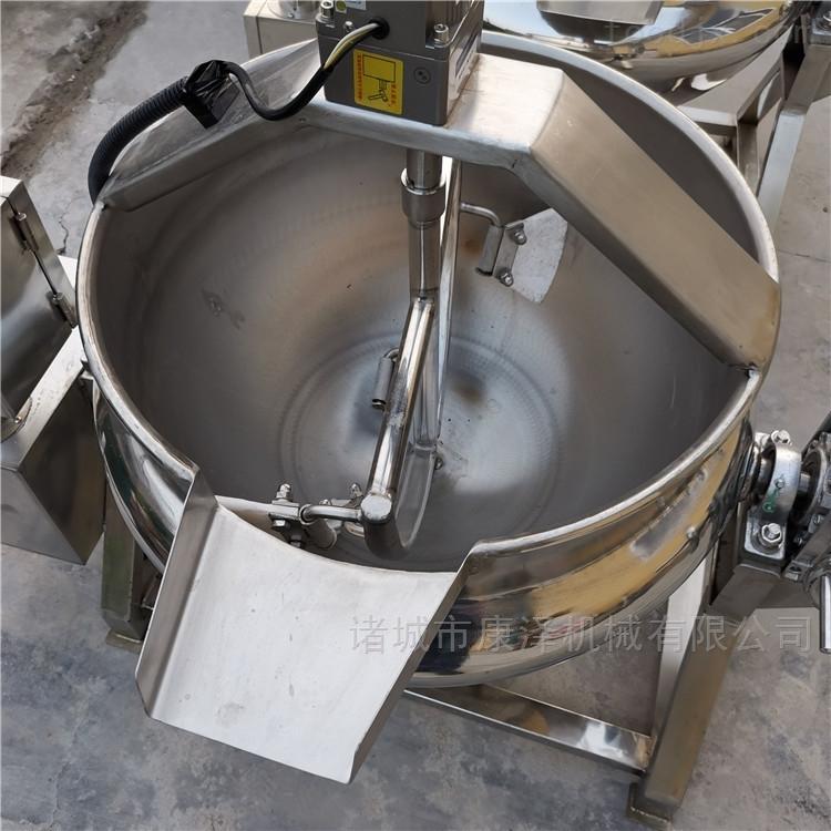 全自动羊杂汤卤煮锅 可顷电加热型夹层锅