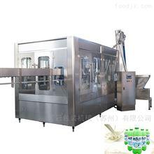三合一含气饮料灌装生产线