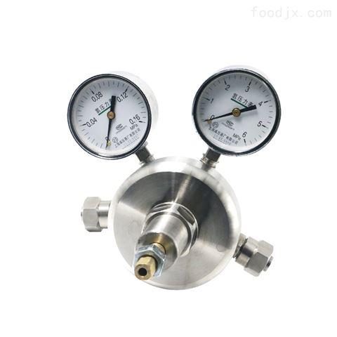 YQSL-731L双表头带流量计减压器