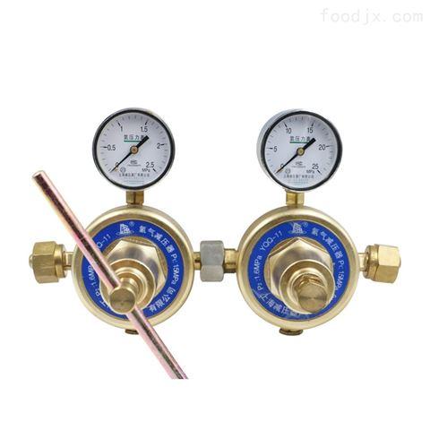 YQT-731LR 二氧化碳电加热式减压器流量计