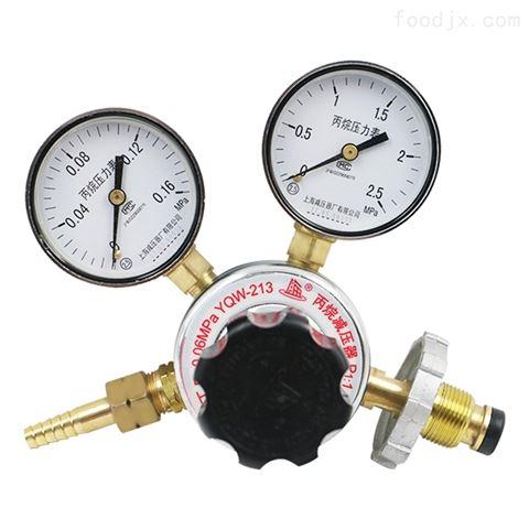 YQW-213丙烷减压器