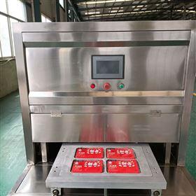 网红盒装韩国风味泡菜保鲜真空气调包装机