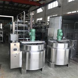 上海合强150~600全自动板砂糖生产线 硬糖浇注设备 糖果机械