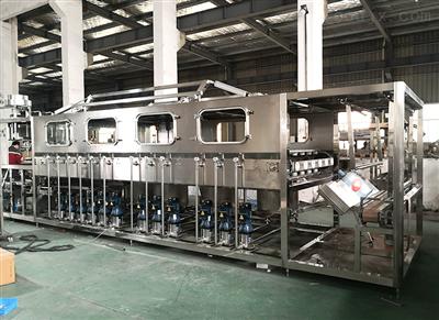 QGF-45018.9升五加仑大桶水灌装机