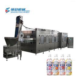 全自动盐汽水含气灌装饮料生产线