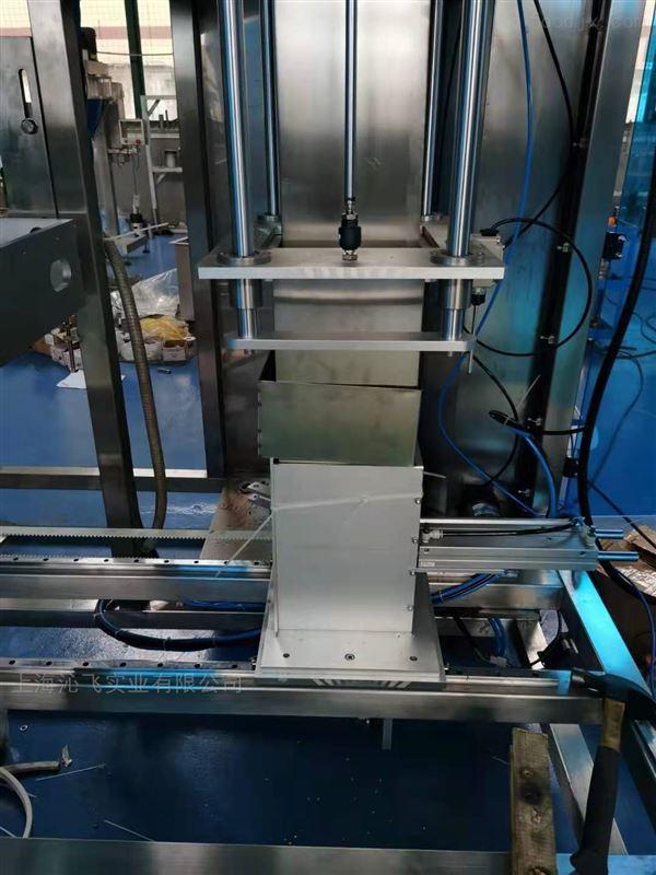 半自动大米抽真空整形包装机
