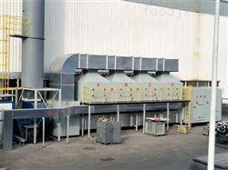 催化燃烧净化装置 工业喷漆废气处理设备
