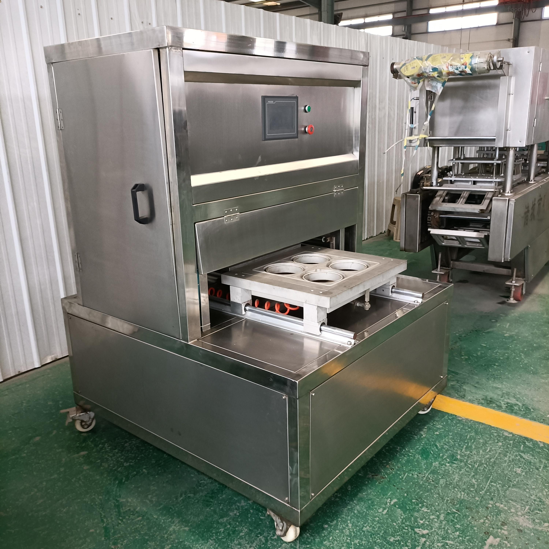 红枣年糕盒式气调包装机