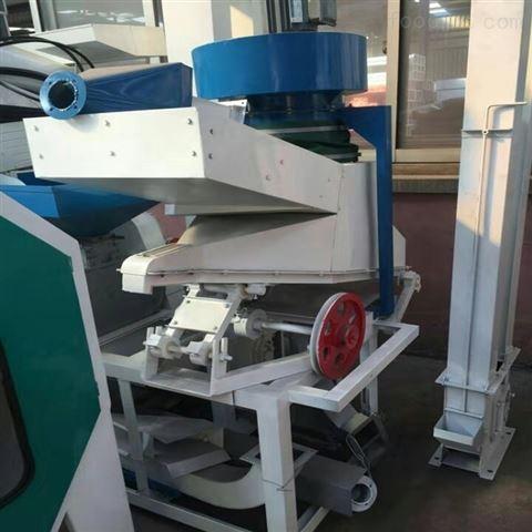 吸式比重去石机 大米粮食加工设备筛选机