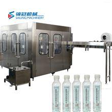 瓶装气泡水灌装生产线