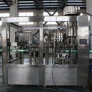 全自动碳酸饮料生产线 含气饮料灌装设备