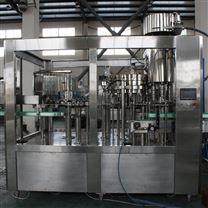 含气饮料灌装设备生产线
