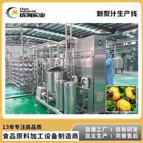 CXL-JS刺梨汁 果蔬加工设备 NFC纯果汁成套生产线