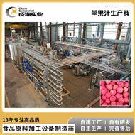 CXL-GZ全自动调配饮料生产线 复合果汁加工设备