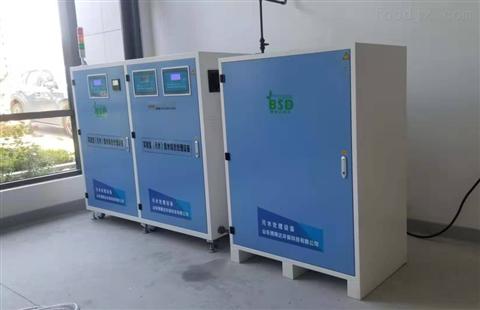 博斯达实验室污水处理设备 维护简单