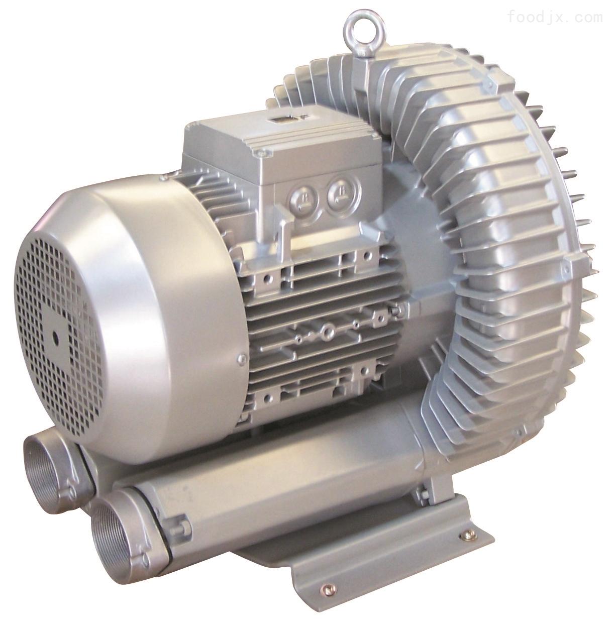 RB系列高压鼓风机详细安装尺寸