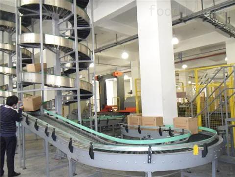 插臂循环式提升机 自动生产流水线