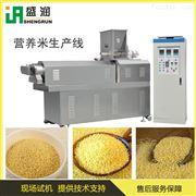 TSE70盛润谷类再造营养大米生产设备
