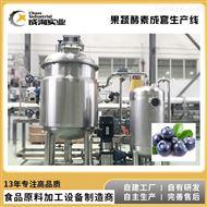 CXL-JS蓝莓酵素机 酶解发酵罐 果蔬酵素成套生产线