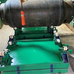济南2吨开关量控制钢瓶秤 2.5T防爆氯瓶秤