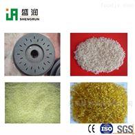 TSE70提供配方营养米挤出机  熟化大米生产线