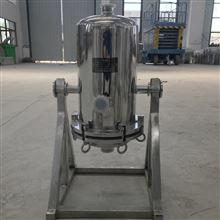 XP-GLQ-300翻转式卫生级钛棒过滤器