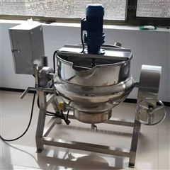 RC500L全自动搅拌式牛肉辣酱制作专用锅