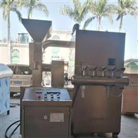 WN-200三七天麻五培子花旗參片大產量除塵粉碎機