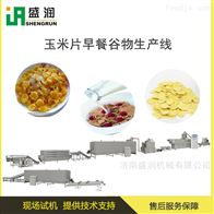 TSE70济南盛润   冲泡玉米片生产机器设备生产线