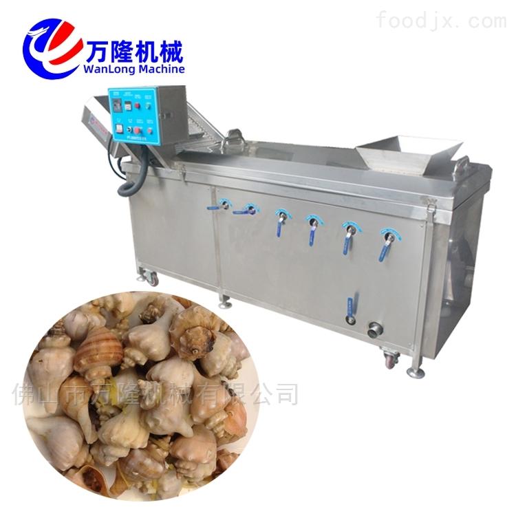 自动蔬菜漂烫机无花果杀清机质量可靠