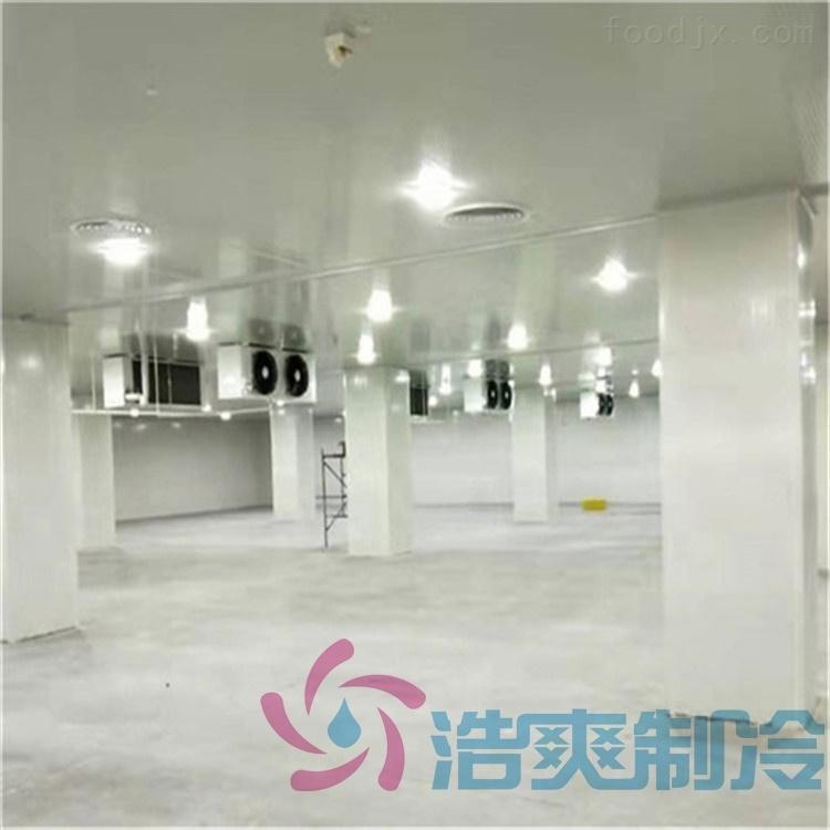 建造5500平米生鲜电商冷冻库价格费用